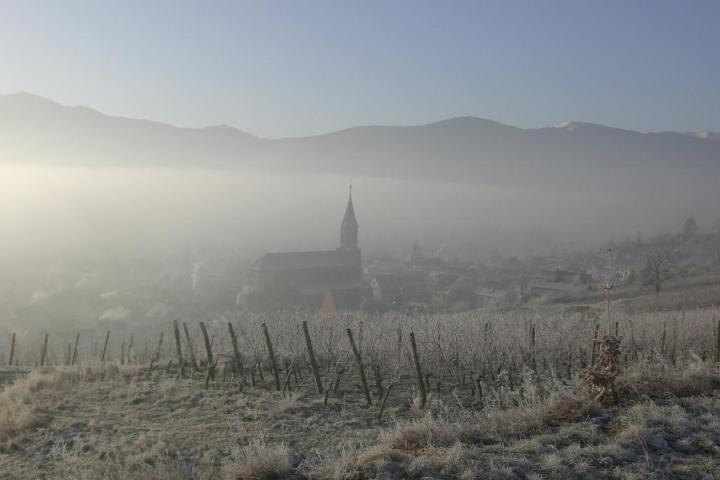 Val Saint Grégoire en hiver